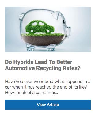 recycling hybrids