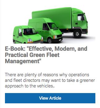 Green Fleet Management